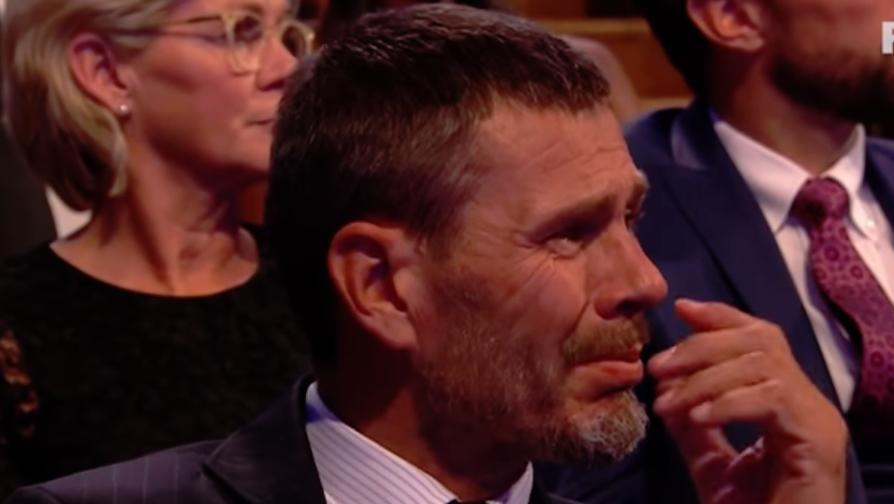 Modric fa piangere Boban al Premio Fifa