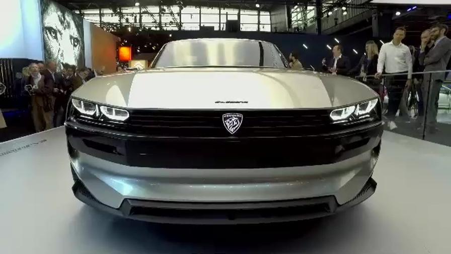 Peugeot E Legend Il Futuro Elettrico Ha Il Fascino Della Storia