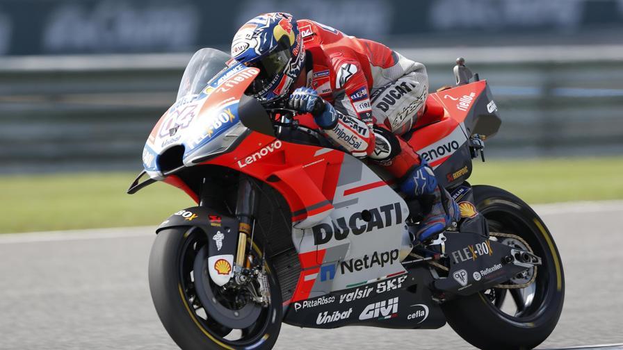 Bravo Dovi! Se non fosse per la Ducati...