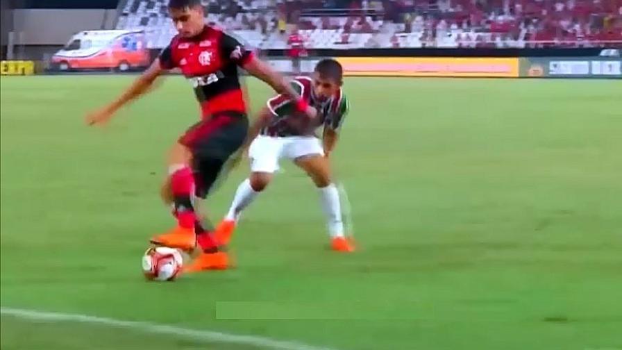 Ecco Paquetà: dribbling e gol col Flamengo