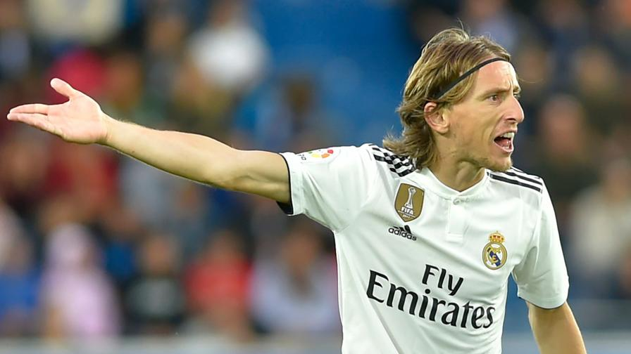 Inter, nostalgia di Modric <br>A gennaio è difficile, però...