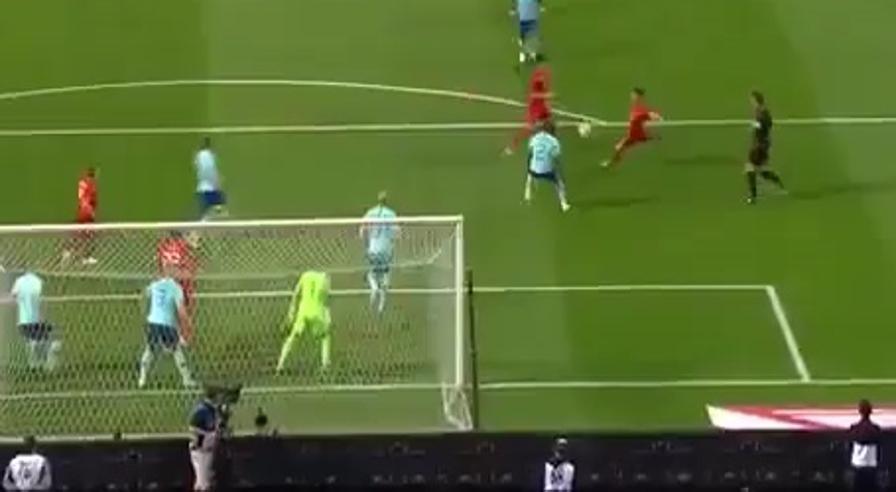 Mertens! Che gol all'Olanda