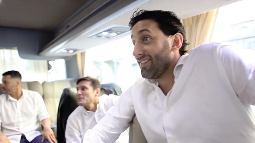 Viaggio con l'Inter del Triplete <br>Aneddoti, battute, retroscena