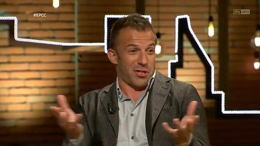 "Del Piero da Cattelan: ""Quel gol alla Germania"""