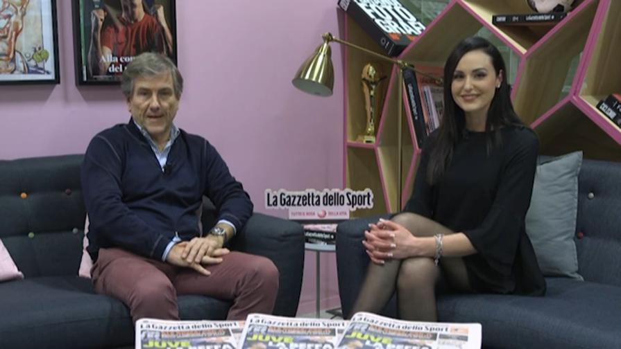 """Cugini: """"Milan, strada per la qualificazione complicata. Lazio show"""""""