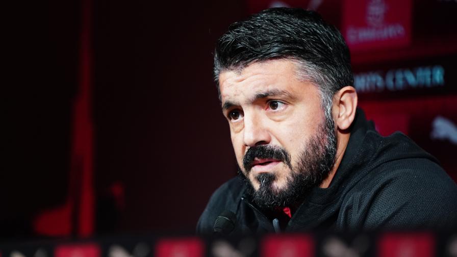 """Gattuso: """"Juve? A volte non suda nemmeno"""""""