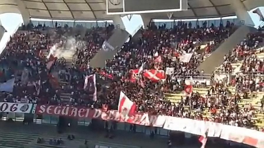 Bari, Cesena, Modena e ... <br>I tifosi che non mollano mai