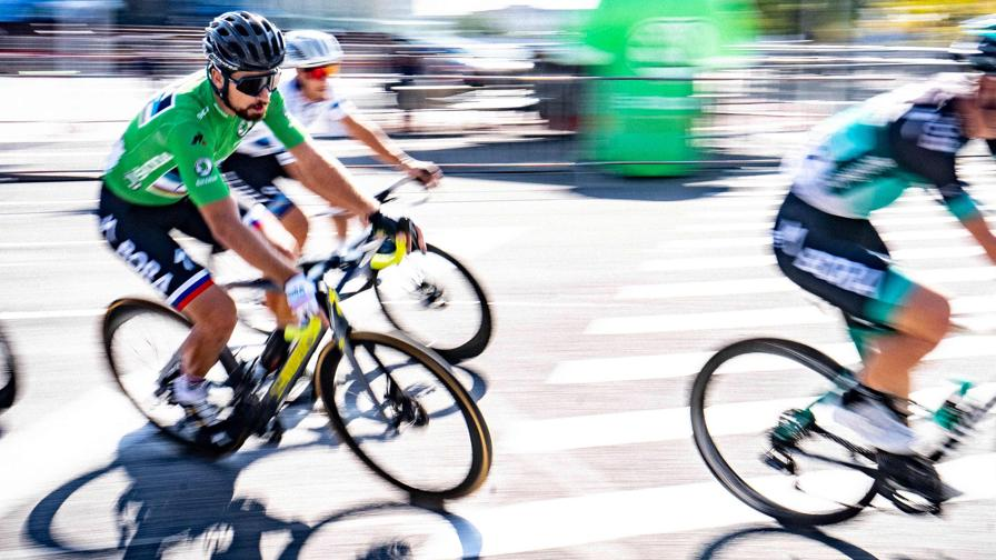 Super Sagan, guarda l'arrivo di Shangai