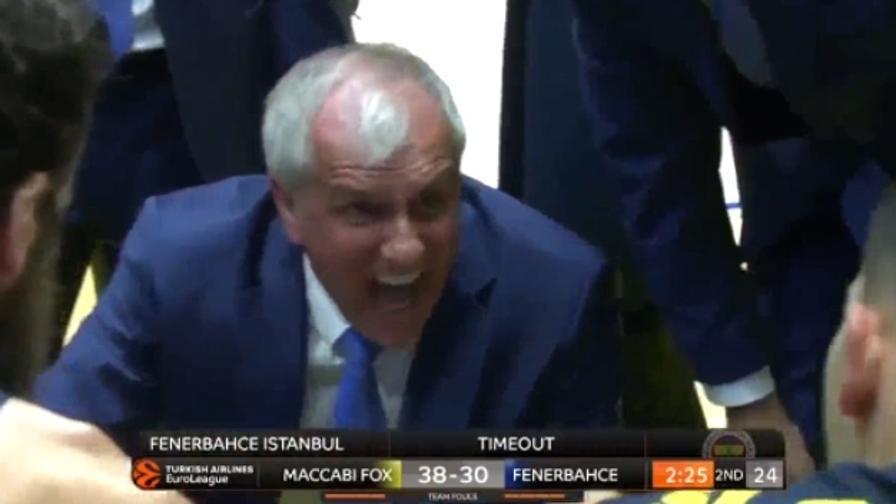 Se Obradovic s'infuria...