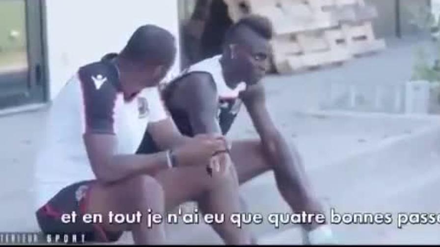 """Vieira, lezione a Balo: """"Devi essere un esempio"""""""