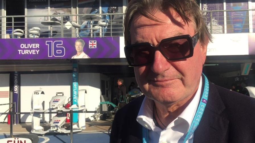 Calendario Mario Moretti.Formula E Mario Moretti Polegato Geox Un Onore Far
