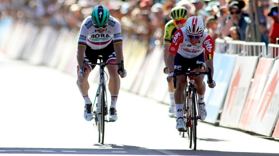 Down Under Classic: Ewan brucia Sagan