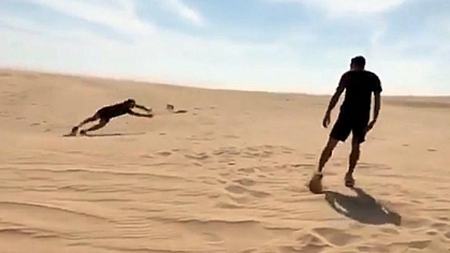 Buffon, parate nel deserto del Qatar
