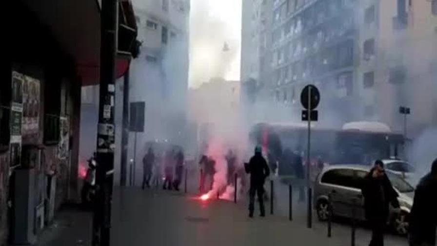 Risultati immagini per napoli verona  6 gennaio2018 scontri