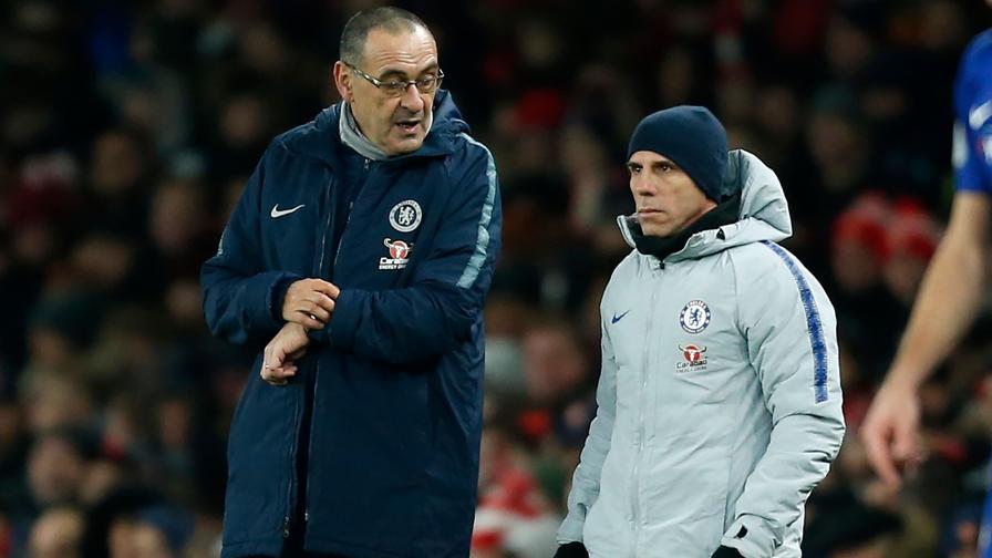 Arsenal-Chelsea 2-0: i Gunners stendono Sarri