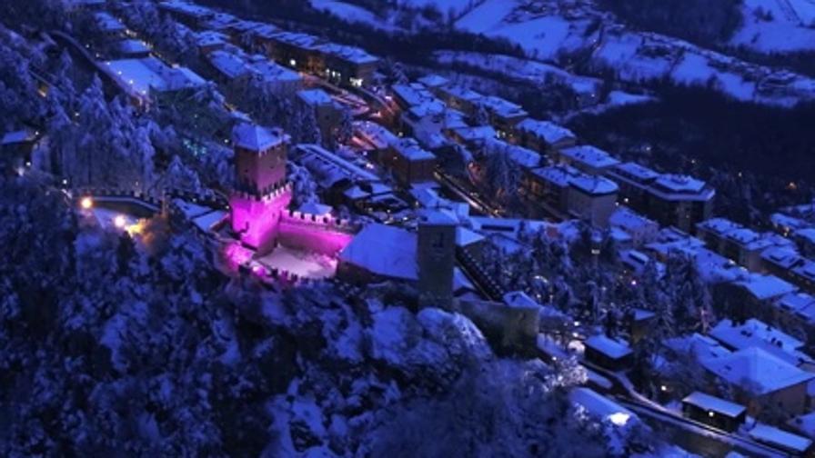 Le città del Giro si illuminano di rosa