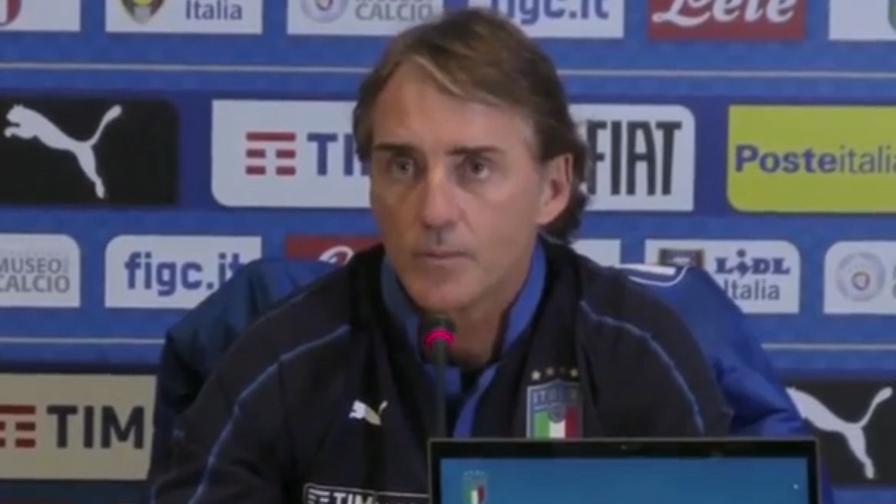 """Mancini: """"Euro 2020, le vinciamo tutte. E su Quaglia vi dico che..."""""""