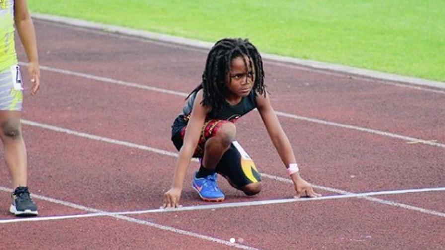 """A 7 anni fa 13""""48 sui 100 m: è il nuovo Bolt?"""