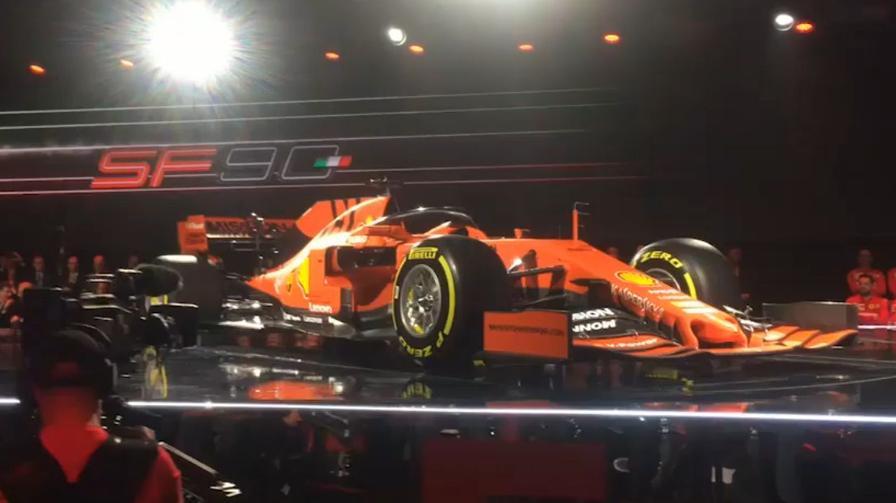 Guarda la nuova Ferrari SF 90, svelata a Maranello