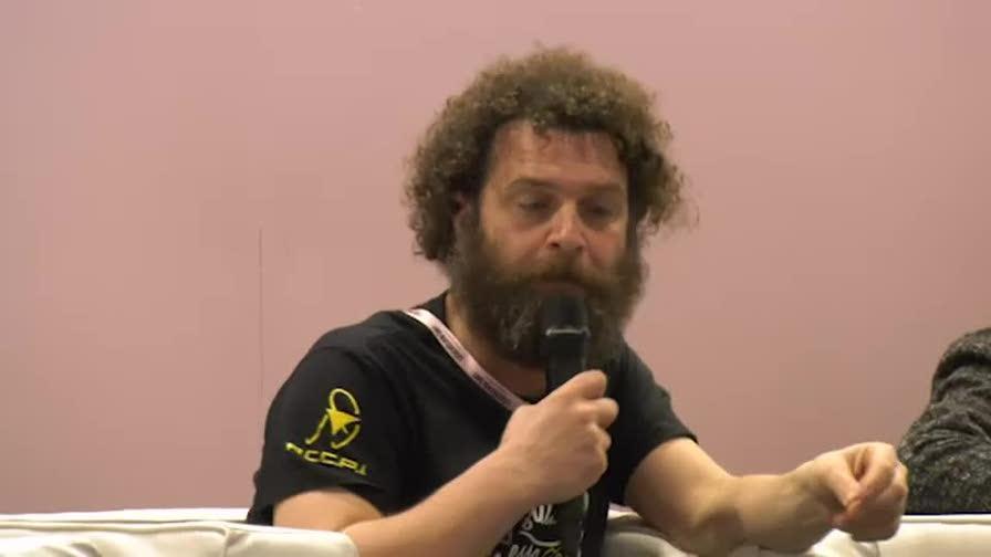 """Marco Scarponi, il grido di dolore: """"Rispettate i ciclisti"""""""