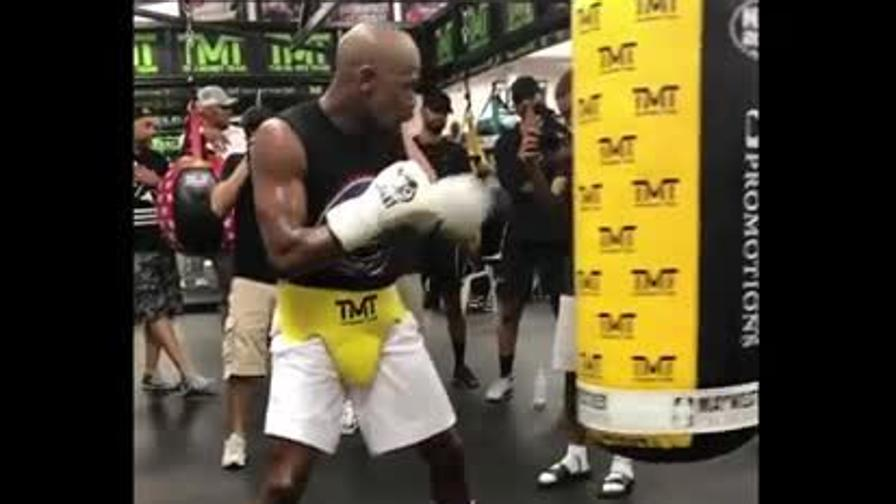 Floyd, il sacco e il rumore dei pugni