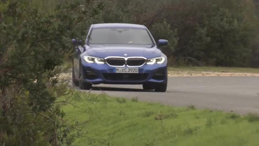 BMW Serie 3 sempre più grande. In tutti i sensi