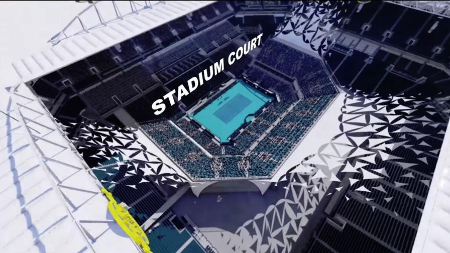 Addio a Key Biscayne<br>Ecco il nuovo Miami Open <br>Nel campo di football