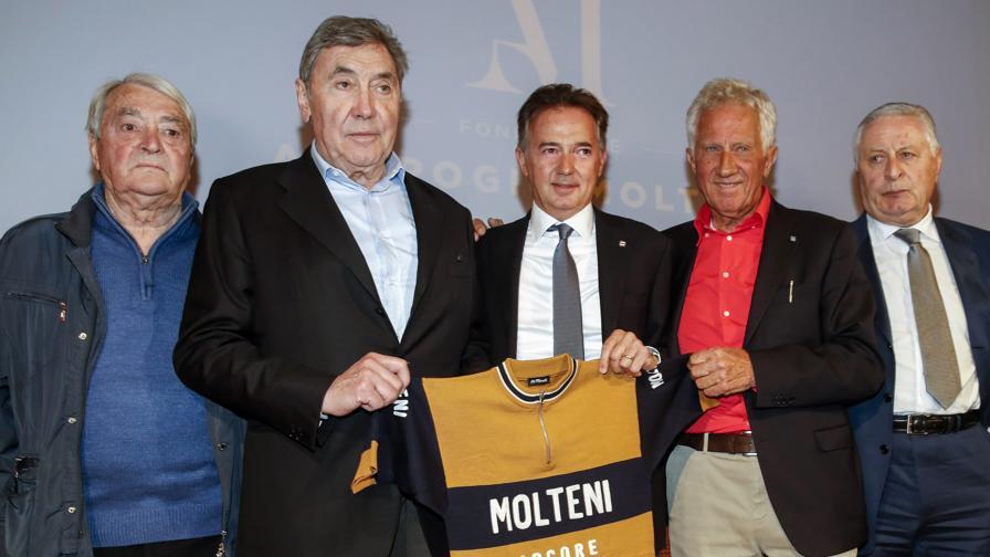 Merckx vota Alaphilippe, Sagan e Kwiatkowski