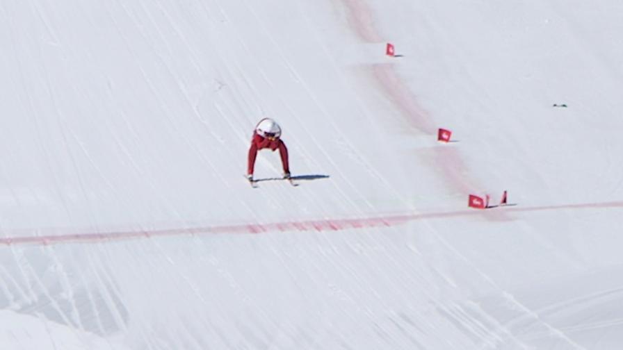 Origone: a 228 kmh sugli sci! Sesto mondiale a 39 anni