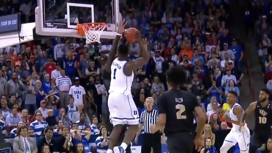 Zion salva Duke dal flop