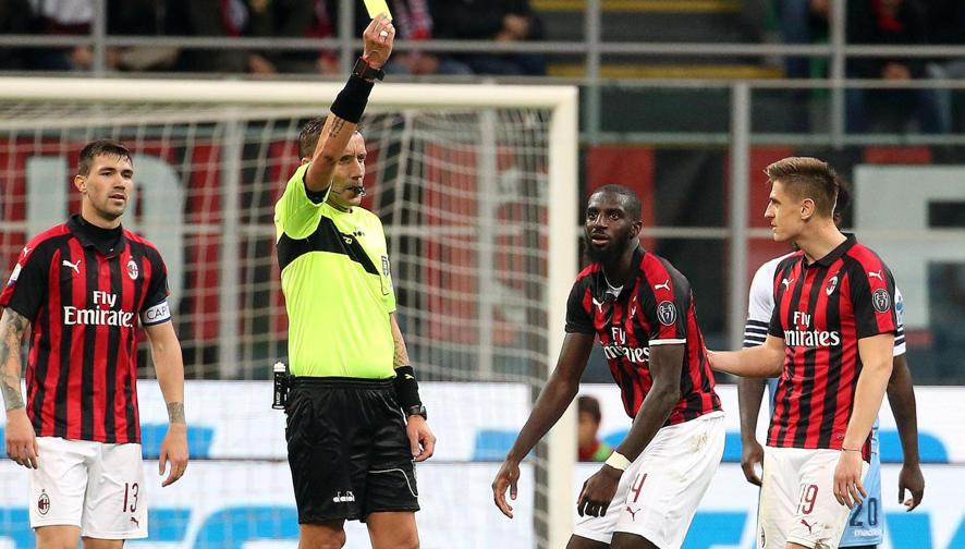 """""""Cori razzisti: Milan-Lazio andava interrotta. Al calcio manca coerenza"""""""