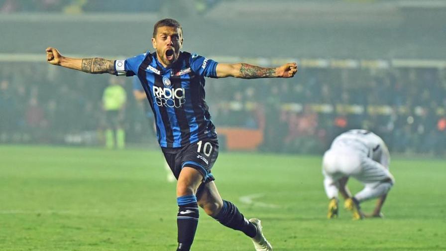 Gomez show a Bergamo<br>Gli scatti della semifinale