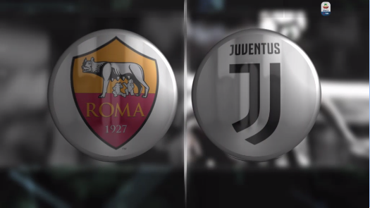 Big Match Focus Roma Juventus