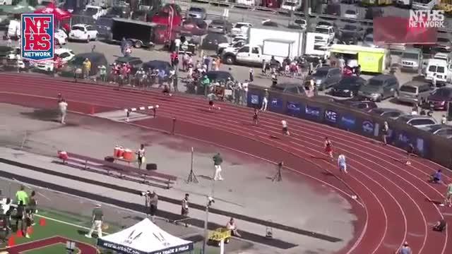 Atletica, rimonta pazzesca: da 6° a 1° nell'ultima frazione di staffetta