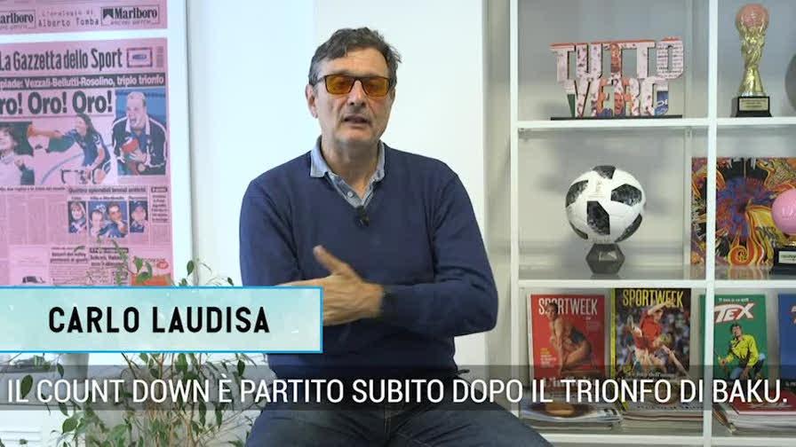 3a94b1e45b Carlo Laudisa analizza il futuro di Sarri dopo il trionfo in Europa Leage.  La Juve