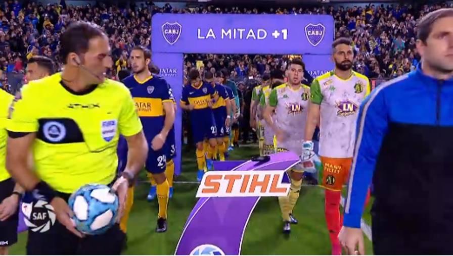 L'esordio alla Bombonera di De Rossi e il gol di Tevez: le immagini ...