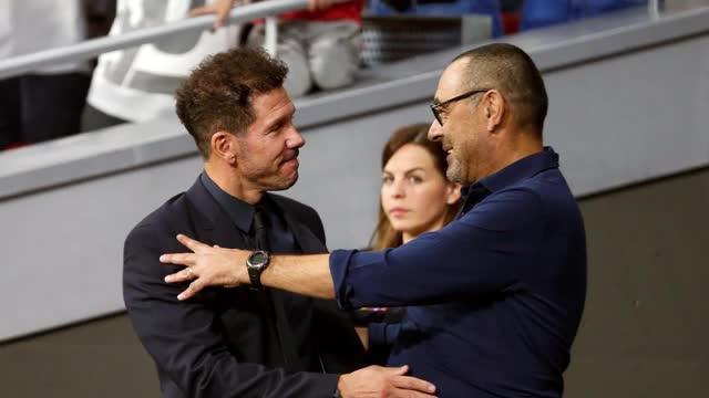 Gli scatti più significativi di una notte piena di emozioni al Wanda Metropolitano di Madrid