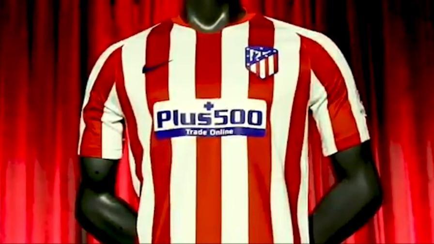 competitive price 36586 5cd92 Atletico Madrid, il biancoblù diventato biancorosso per... i ...