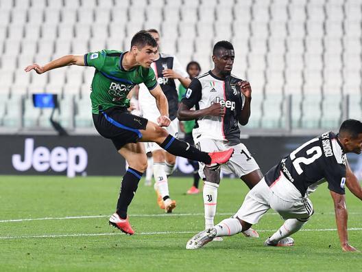 Serie A Juve Atalanta 2 2 Doppio Rigore Di Cristiano Ronaldo La Gazzetta Dello Sport