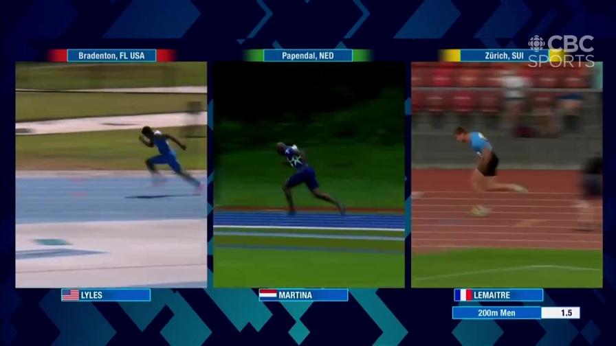 Noah Lyles batte il record di Bolt sui 200, ma poi scopre che...