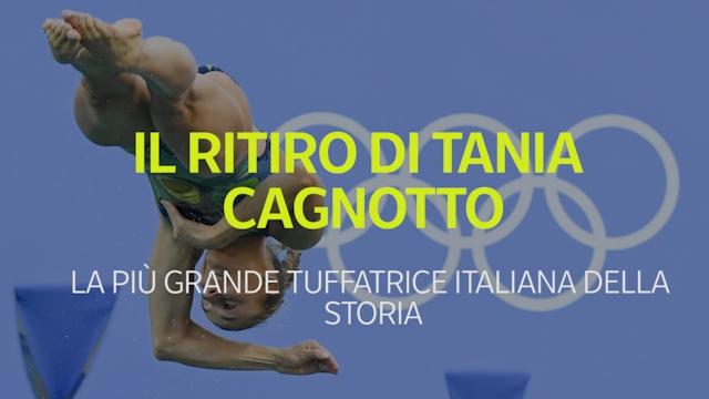 Oltre vent'anni di carriera, le medaglie, i record: la grandezza di Tania Cagnotto