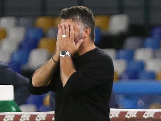 Il Napoli Non Parte Cosi E 3 0 Per La Juve La Gazzetta Dello Sport
