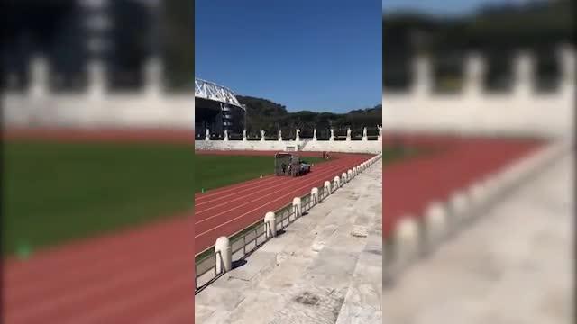 Jacobs e l'allenamento del futuro: così riesce a correre come un'auto
