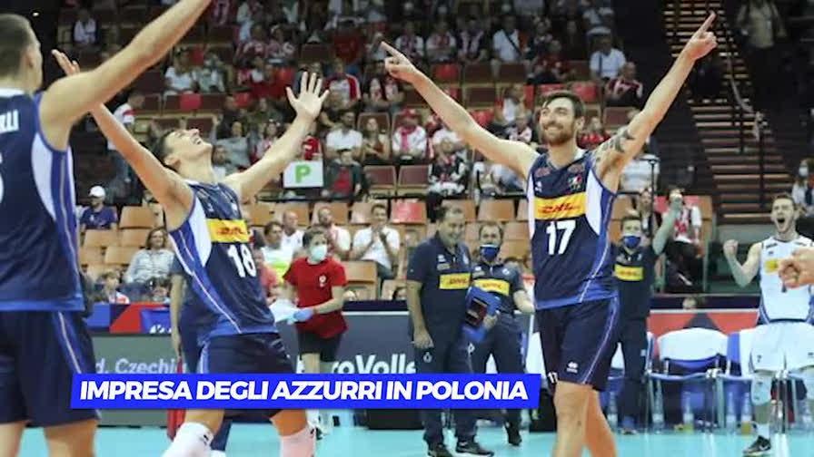 Italia, lacrime e trionfo. A Katowice impazza la festa azzurra